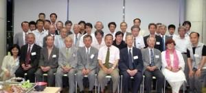 2009年度化学史学会年会懇親会