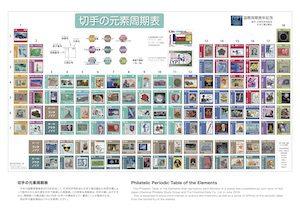 切手の元素周期表 国内普及版 Ver.2